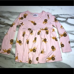 Size 110/5 Hanna Andersson lion shirt